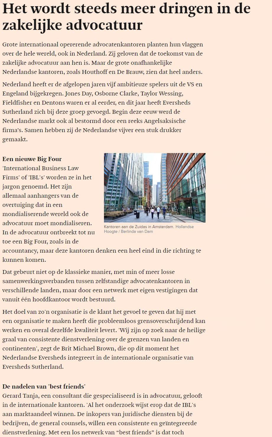 IBL Crowding NL